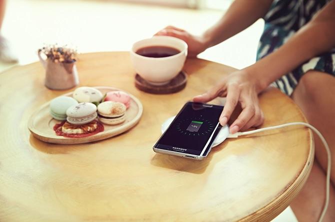 Phụ kiện sạc nhanh của Galaxy Note 5 và S6 Edge+ sẽ được bán với giá 69,99 USD