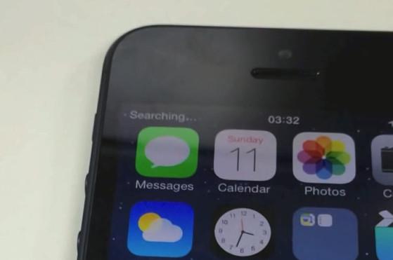 iPhone 5s sóng yếu