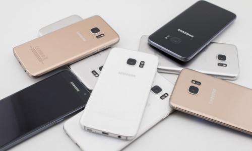 Samsung S7 Đài Loan rất khó phân biệt với hàng chính hãng