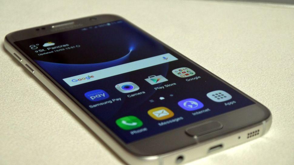 Galaxy S7 thiết kế đẹp