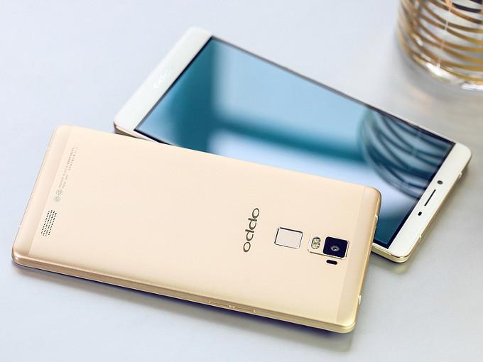 Thiết kế là điểm nổi bật của Oppo R7 Plus