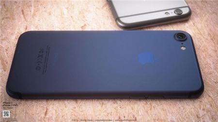 Xanh đen là màu mới trên sản phẩm lần này