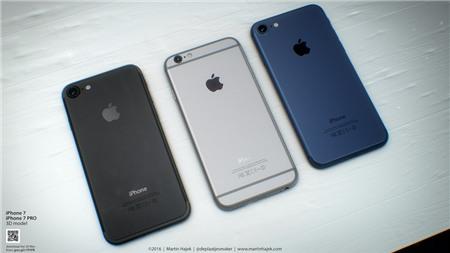 iPhone 7 có thể được khôi phục màu đen