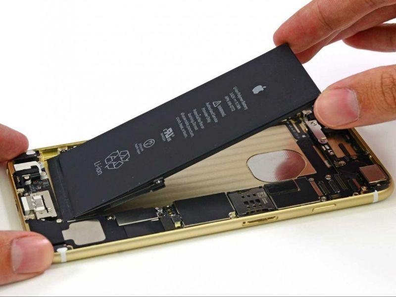Thay pin iPhone 7 uy tín và chất lượng