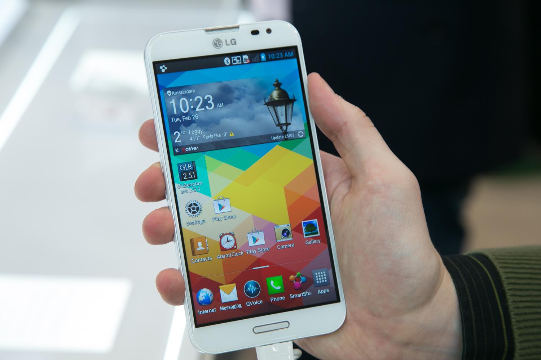 điện thoại LG Optimus G xách tay có chất lượng không