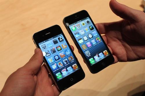 nên mua iphone 4s hay iphone 5 xách tay