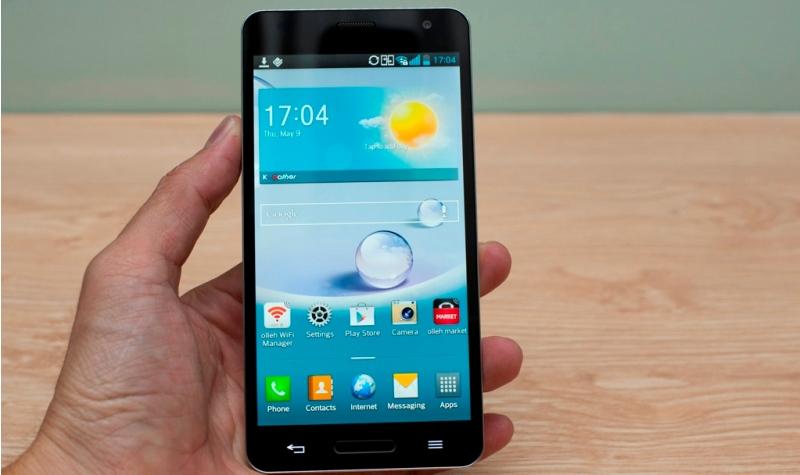 Có nên mua điện thoại LG Optimus Gk