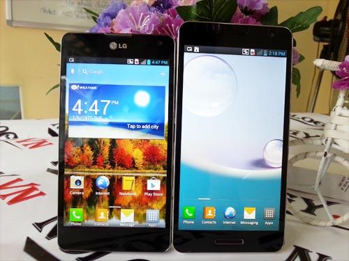 LG Optimus GK và LG G
