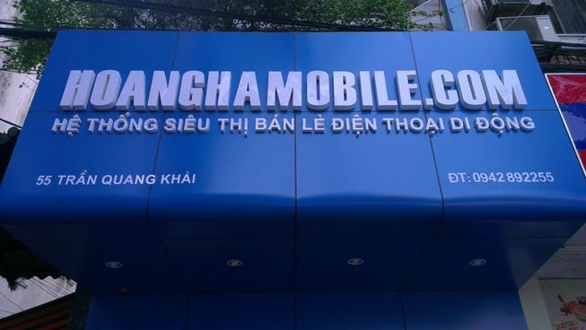 Địa chỉ mua điện thoại lg tại hà nội