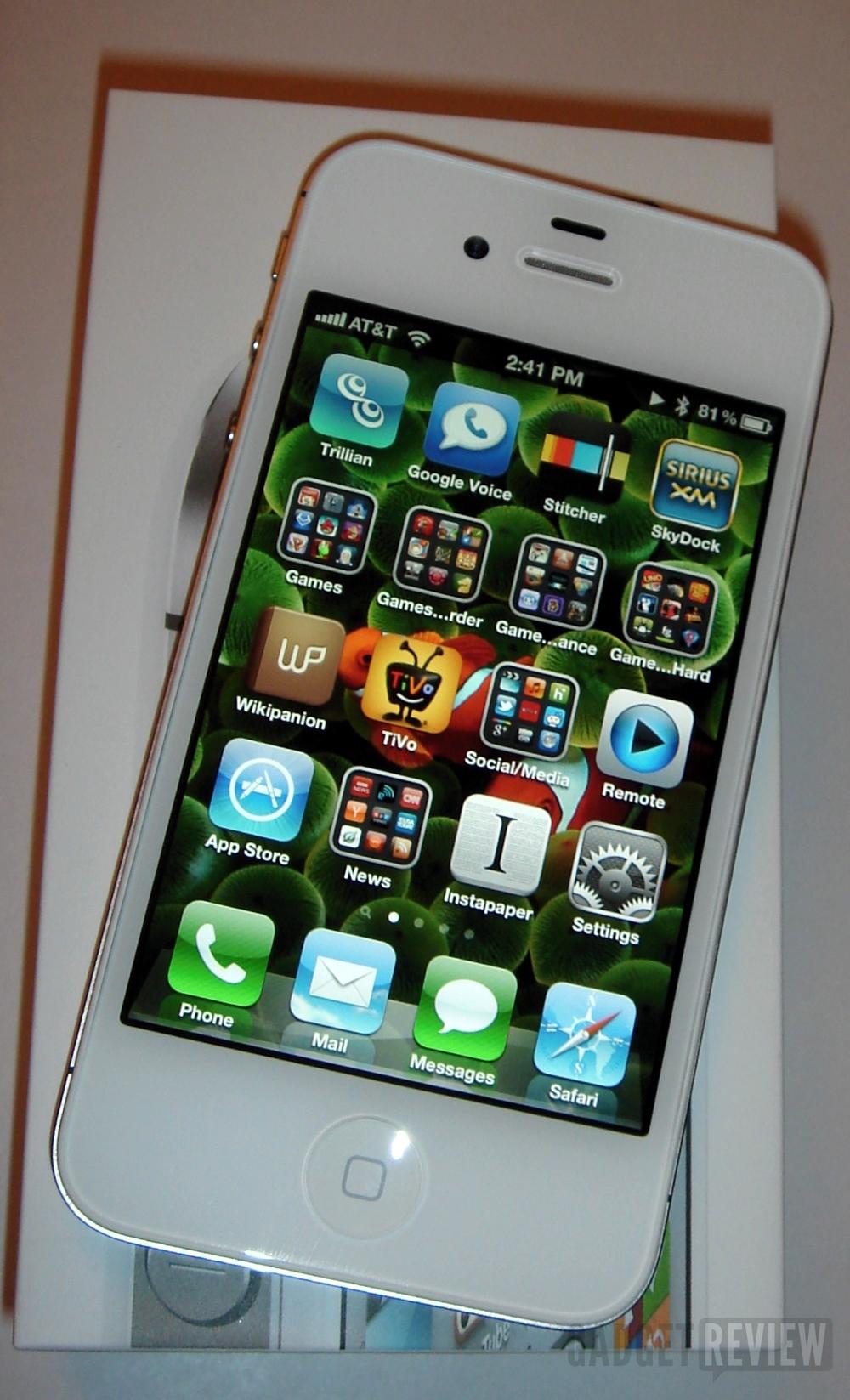 iphone 4s ưu nhược điểm