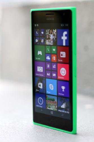 Lumia 730 được nhiều người ưa chuộng